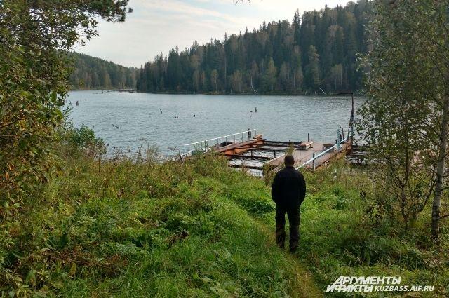 Седьмой угольный разрез может оставить Новокузнецкий район без природных зон для отдыха.