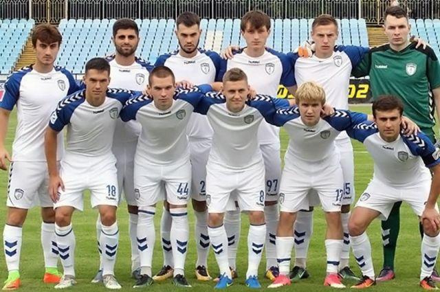 Команда из Украины признана самой молодой в европейском футболе