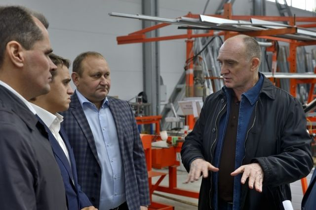 В парке индустриальных инноваций уже заработал производственно-складской комплекс.