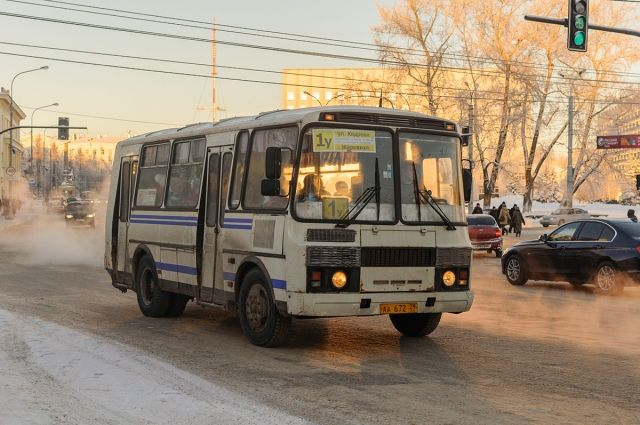 Для водителей автобусов вАрхангельске прописали правила поведения