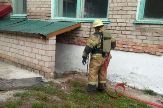 ВБашкирии загорелась школа, эвакуированы неменее 200 человек