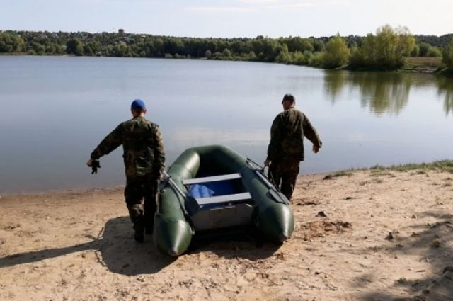 ВСамарской области потонул рыбак, укотрого случился сердечный приступ