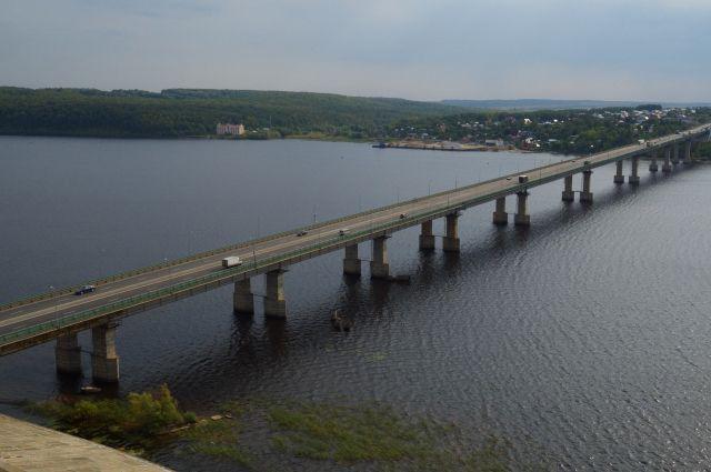 Росавтодор сказал озавершении ремонта моста через Волгу вТатарстане