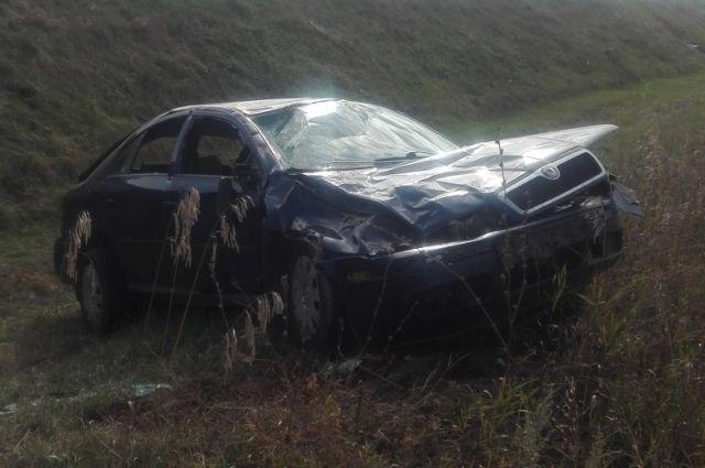 На трассе Казань-Оренбург в ДТП пострадала 18-летняя девушка.