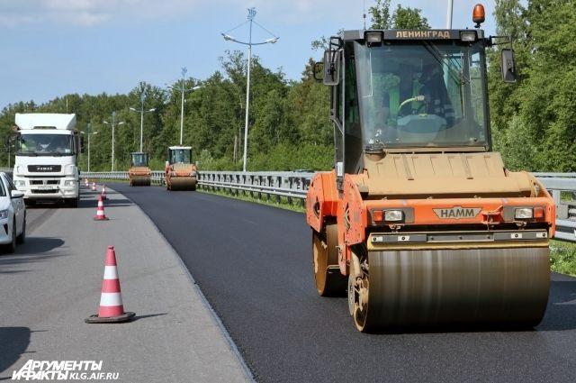 Работы по завершению строительства Приморского кольца начнутся в 2019 году.
