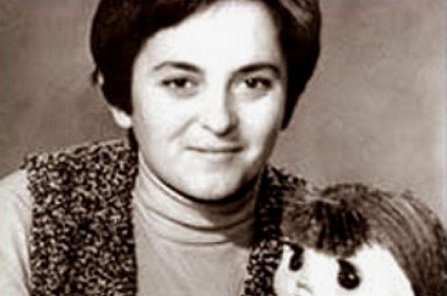 Скончалась ведущая популярной детской программы «Катрусин кінозал»