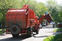 В алтайский поселках централизовано вывозится не более 40% отходов
