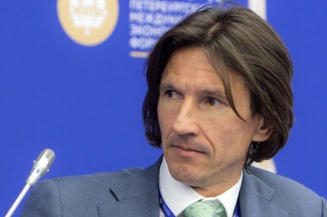 Алексей Смертин назначен и.о. исполнительного директораФК «Динамо»