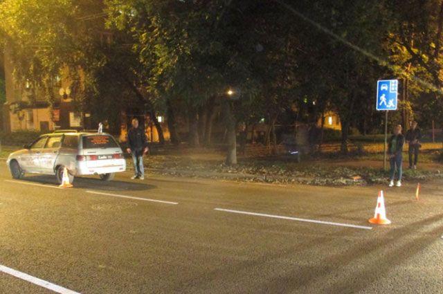 ВЯрославской области под колесами «Жигулей» умер пешеход