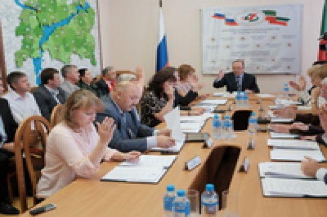 Госсовет утвердил новых членов ЦИК Татарстана