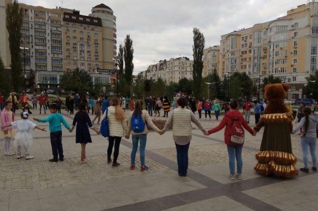 Нанесогласованной акции заотставку руководителя Башкирии задержали семь участников