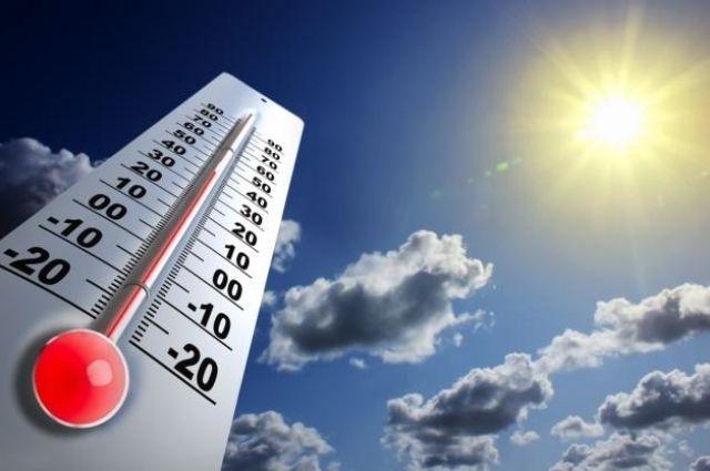 Жара вКиеве побила температурный рекорд за85 лет