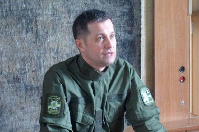 Луценко представил нового военного прокурора сил АТО