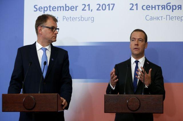 Путин подчеркнул подъем вроссийско-финляндском гуманитарном сотрудничестве