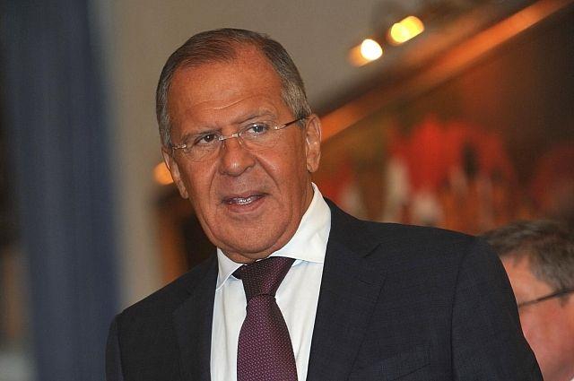 Лавров обвинил НАТО в желании воссоздать климат «холодной войны»