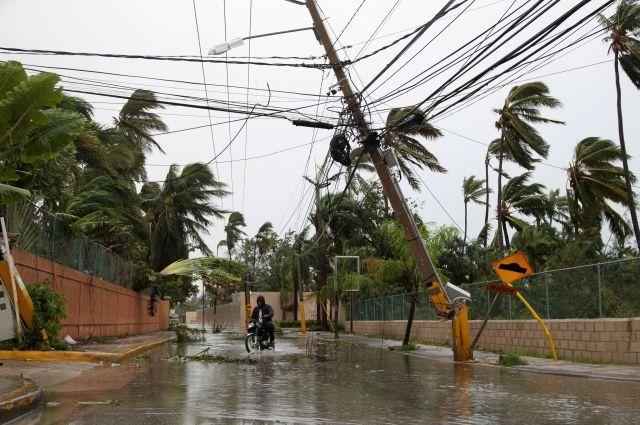 Власти Доминики сообщили о гибели 15 человек из-за урагана «Мария»