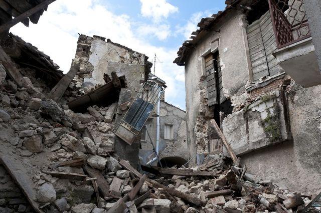 Возросло количество жертв землетрясения вМексике