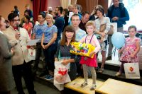 В Тюмени наградят болельщиков семейного мероприятия
