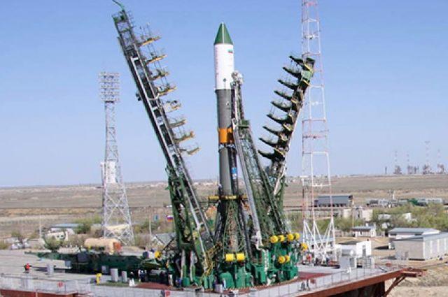Ракета «Союз-2.1б» вывела на низкую околоземную орбиту аппарат «Глонасс-М»