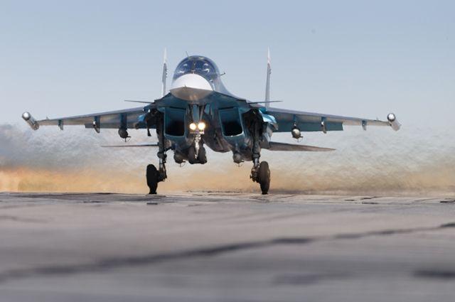 С начала операции в Сирии ВКС РФ уничтожили более 96 тысяч объектов ИГ