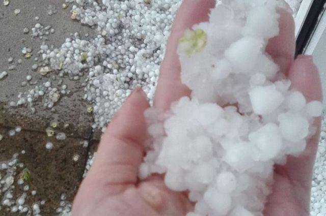 Ввыходные вКузбассе ожидаются мокрый снег идожди