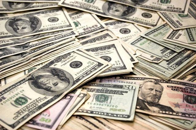 Доллар упал вцене на41 копейку