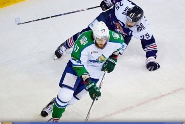 Магнитогорский «Металлург» потерпел 4-ое поражение подряд вчемпионате КХЛ