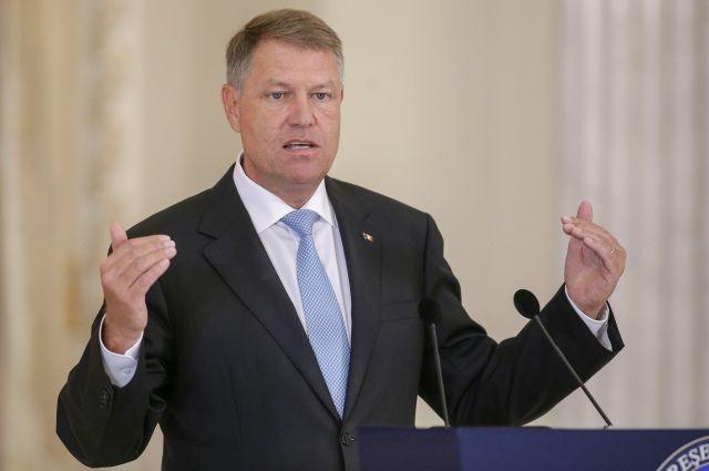 Президент Румынии не поедет в Киев из-за украинского закона об образовании