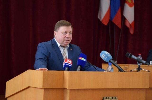 Игорь Лукашев.