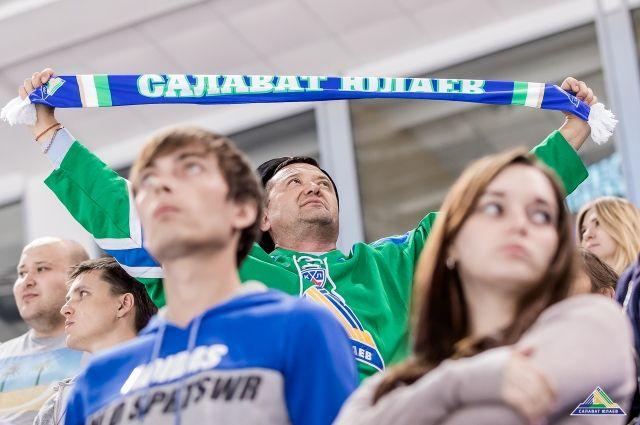 Уфимский клуб не выпадет из рейтинга КХЛ.
