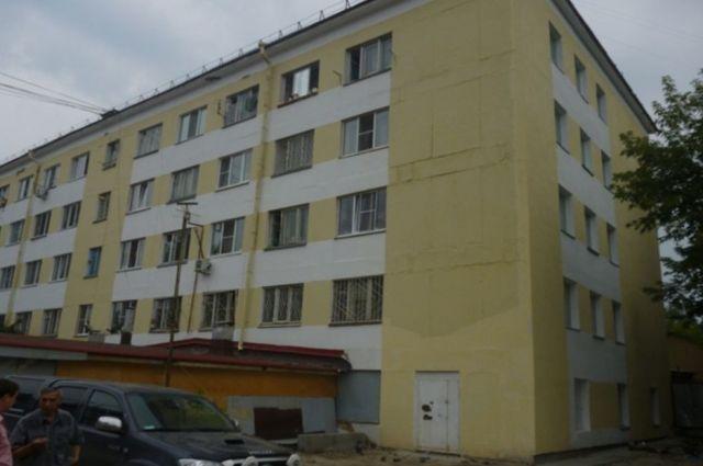 Адрес объекта - проспект Космонавтов, 52 А