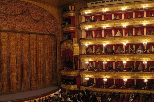 Большой театр назначил премьеру балета «Нуреев» на 9-10 декабря