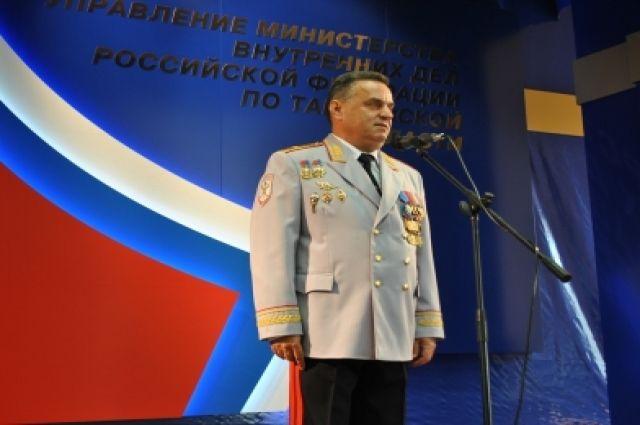 Юрий Кулик возглавилГУ МВДРФ поНижегородской области