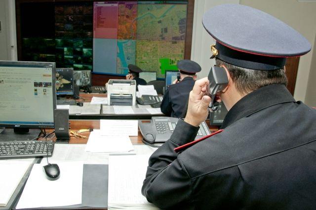 Звонок о бесхозном предмете поступил в полицию около 13.00.