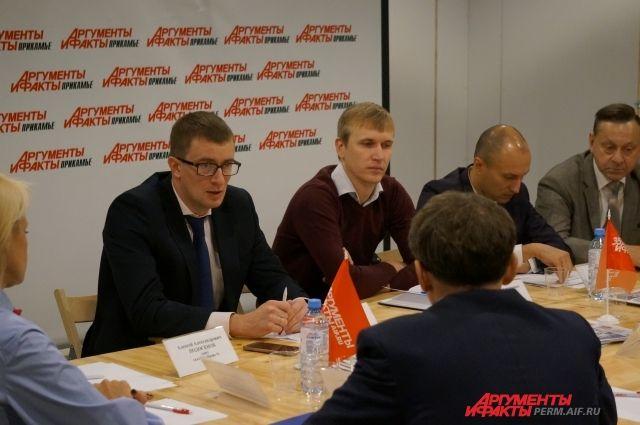 Редакция газеты «АиФ-Прикамье» провела круглый стол на тему «Плюсы и минусы прямых расчётов за тепло».