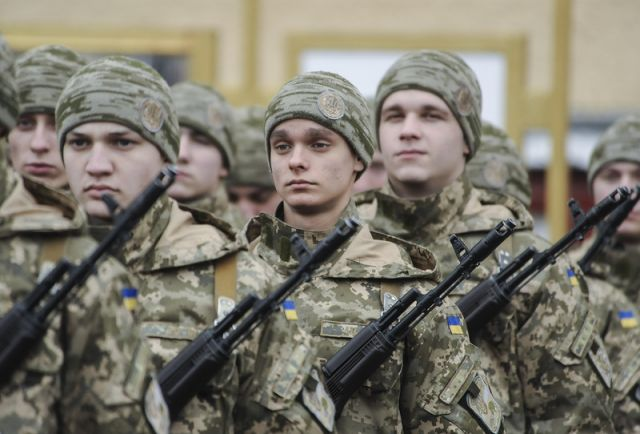 Деммобилизация в Украине