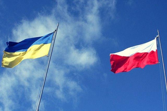 Украиноязычная программа впервый раз  появилась напольском личном  телеканале