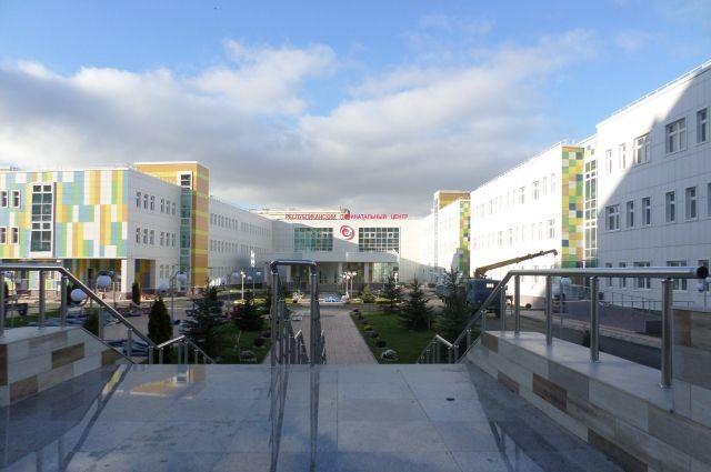 ВПеринатальном центре «Мама Патимат» за100 дней родились 813 детей
