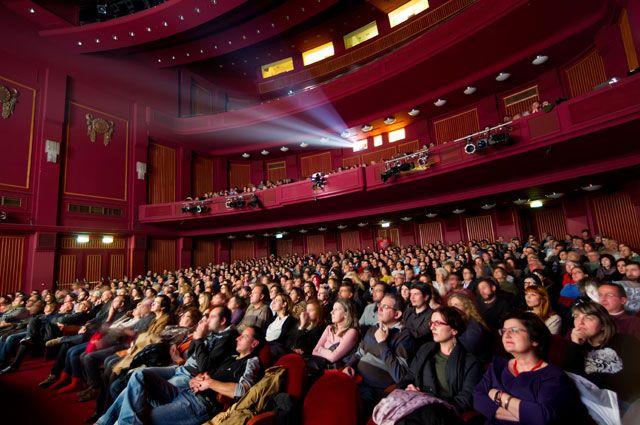 Спутник над Польшей. Фестиваль кино пройдет в ноябре в Варшаве