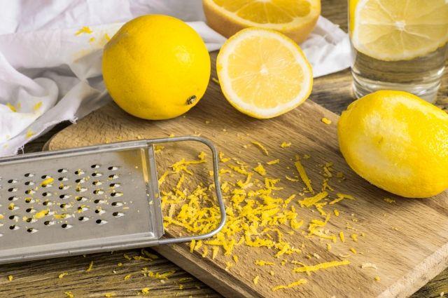 Какой рецепт из лимона с мёдом поможет для профилактики простуды?
