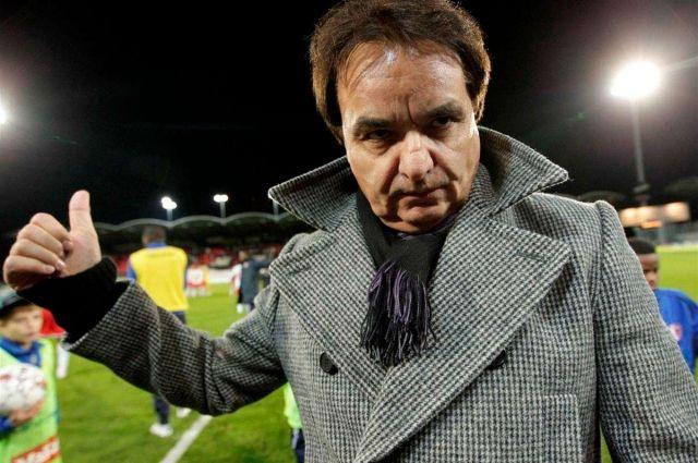 Президент футбольного клуба недоволен критикой в свой адрес