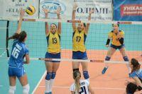 ЧЕ по женскому волейболу: Украина драматично уступила России