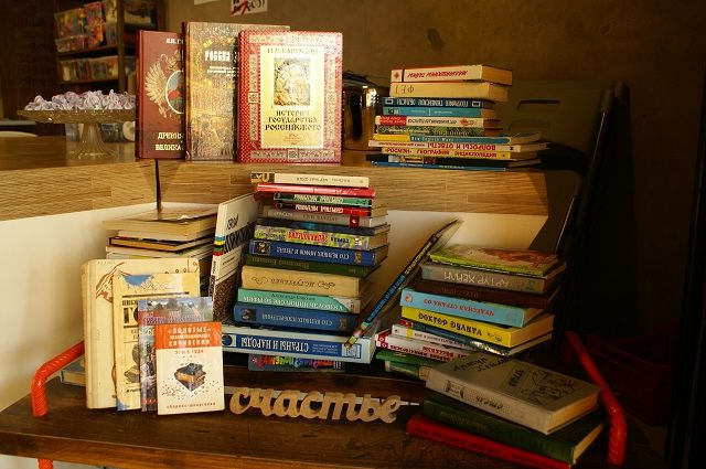 Тюменцев приглашают помочь собрать книги для сельской библиотеки