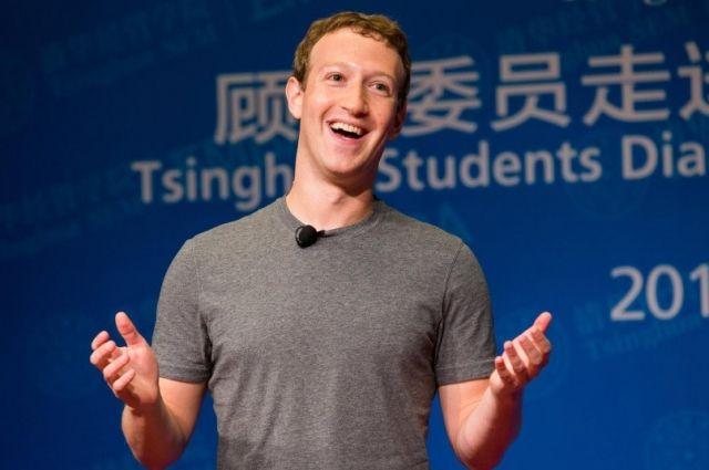 Цукерберг продаст до 75 млн акций Facebook в ближайшие полтора года