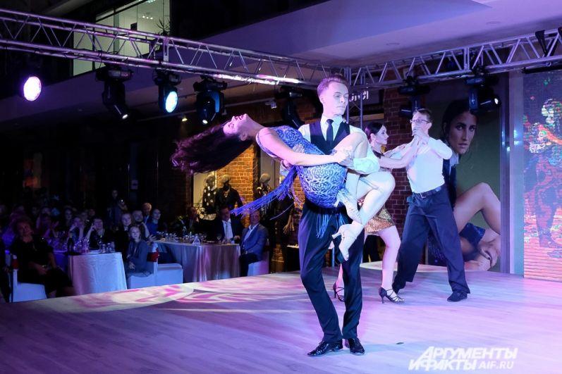 Самый весёлый и динамичный этап «Танцевальный конкурс».