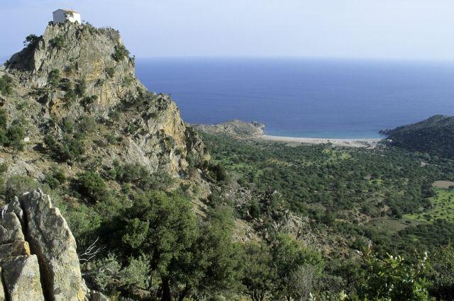 Частный самолет разбился в Греции