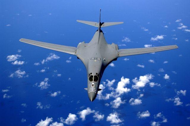 Бомбардировщики и истребители США пролетели у побережья КНДР