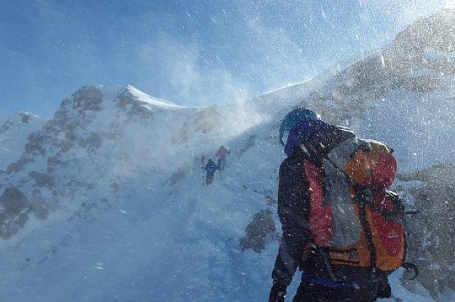 В Башкирии погибла альпинистка
