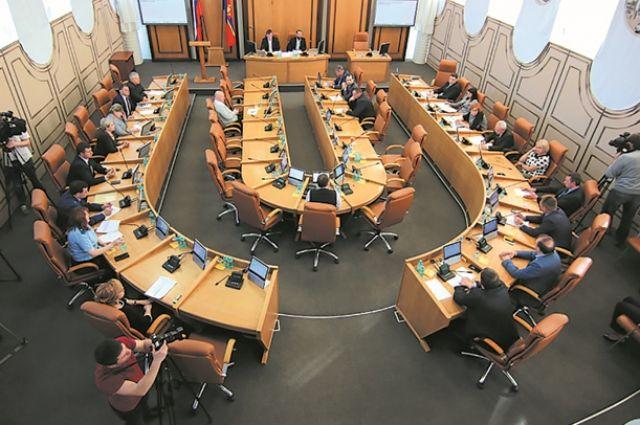 Конкурс по отбору кандидатов в мэры пройдет 11 октября.