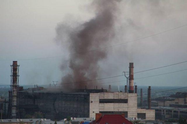 Проверки загрязнения атмосферы в московском регионе продолжаются